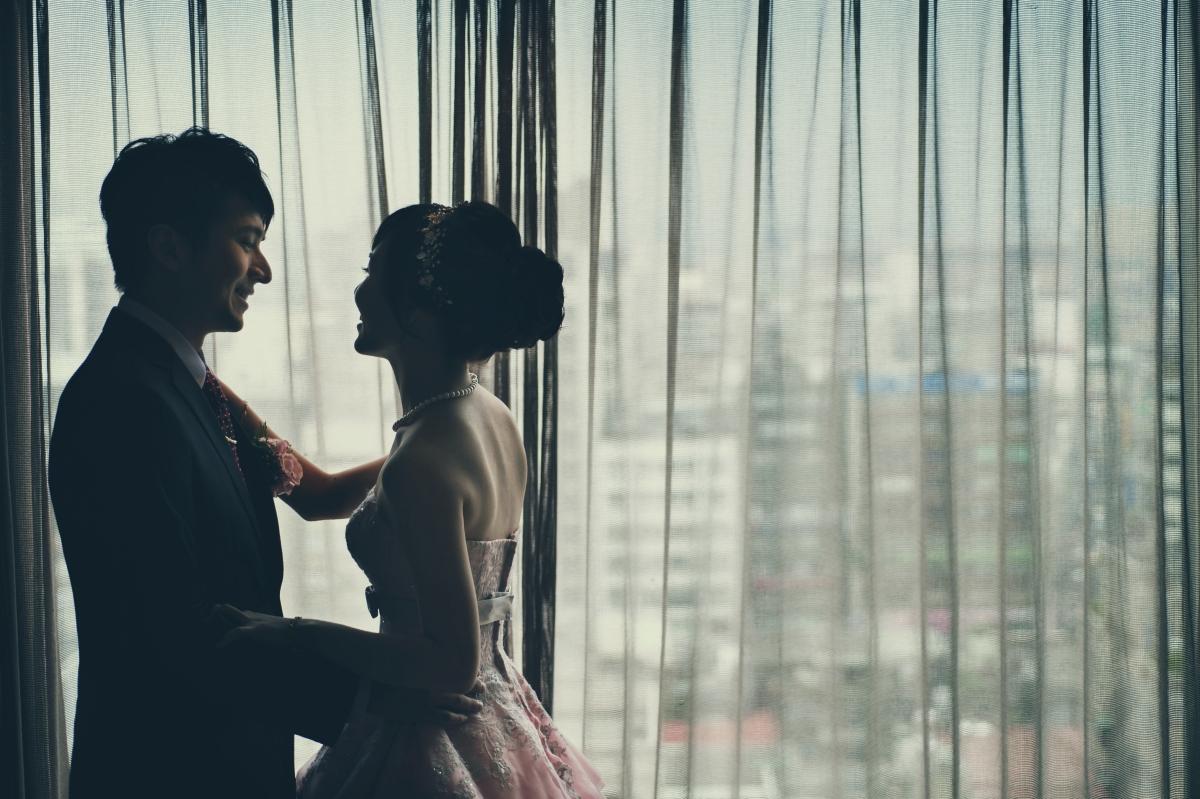 婚攝,婚禮紀錄,台北晶華酒店,培根