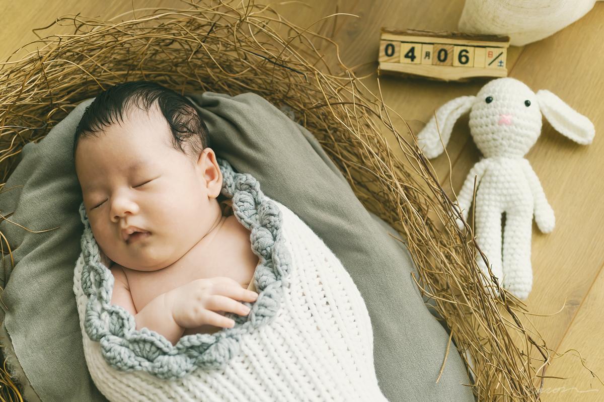 ,Newborn Baby,親子寫真, 新生兒寫真, BACON PHOTOGRAPHY STUDIO, 婚攝培根, 一巧攝影